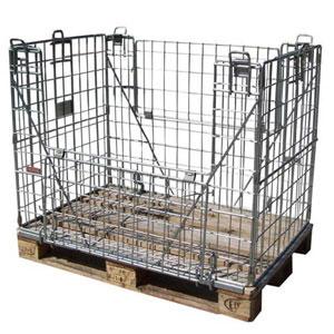 Mantenipal ofrece jaulas met licas usadas Puertas metalicas usadas