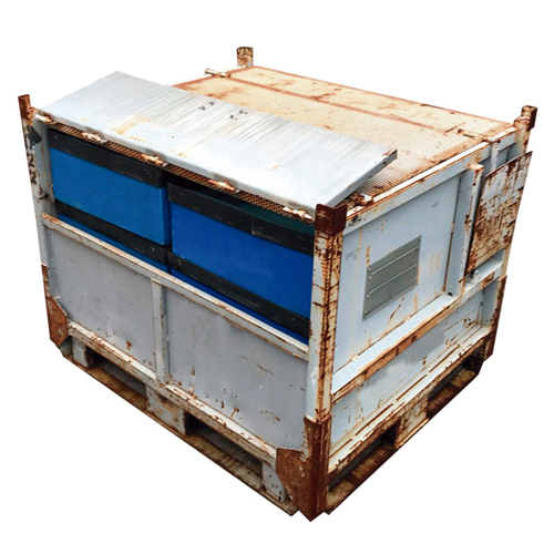 d7bf63600fd8 En verano tienes el contenedor apilable usado 100 x 120 cm con ofertas del  -22% para renovar tu almacén